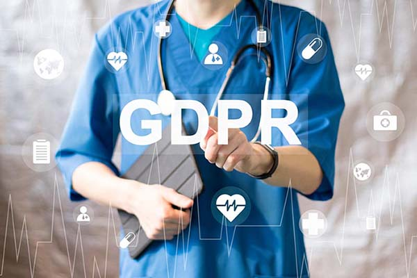 Medical professional and GDPR