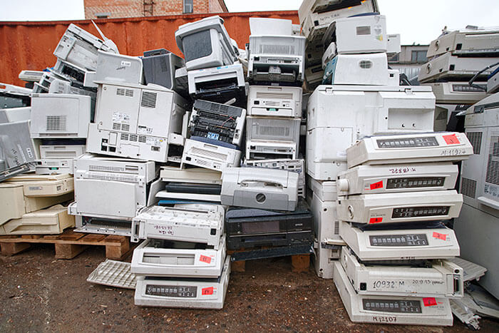The Slow Death of the Fax Machine