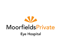 Moorfields Private logo
